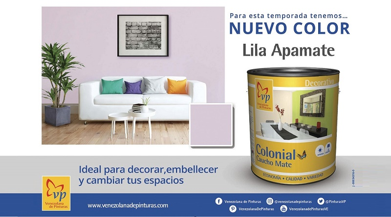 colores fantasticos - colonial lila