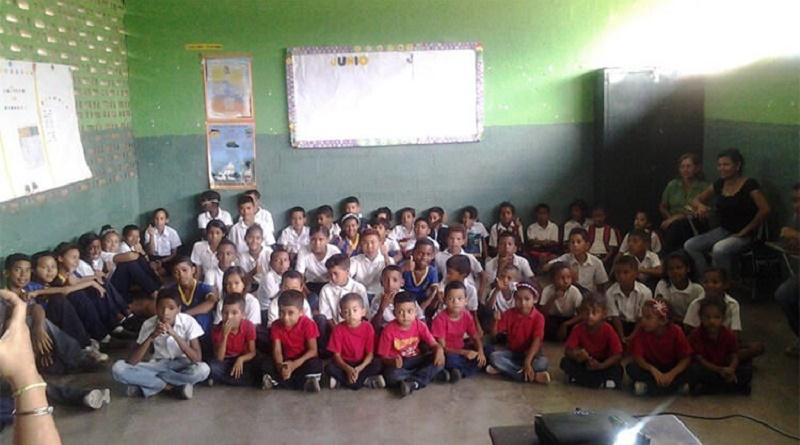 lonchera niños Seguros Venezuela Sociedad Anticancerosa