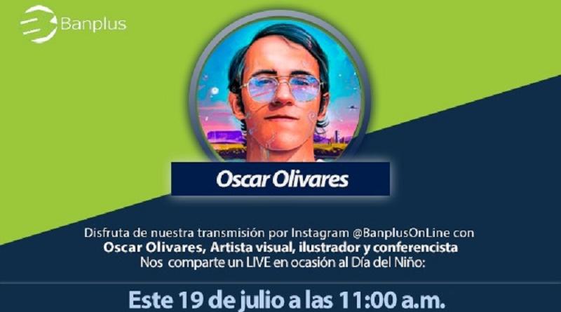 Oscar Olivares Banplus.