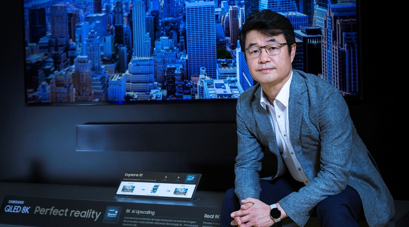 Changup Kim, Presidente Samsung Electronics Latinoamérica