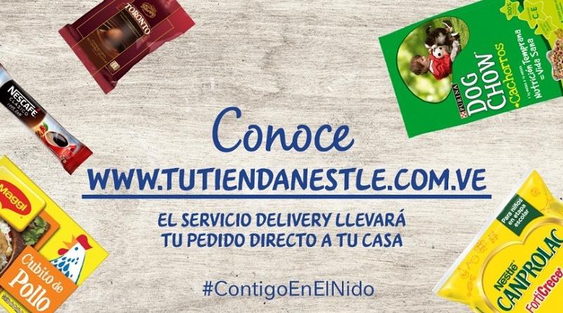 Tu Tienda Nestlé