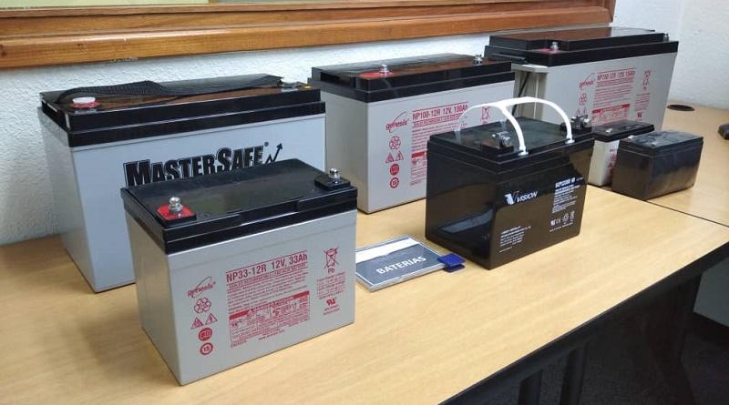 Baterias Solsica hospitales automercados bancos energia electricidad
