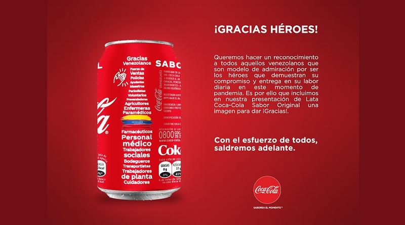 Coca-Cola-Agradecimiento