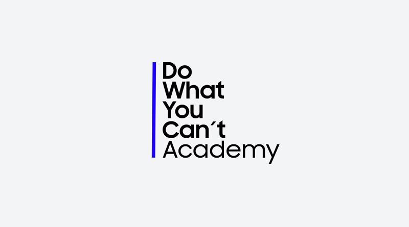 #DoWhatYouCan't Academy