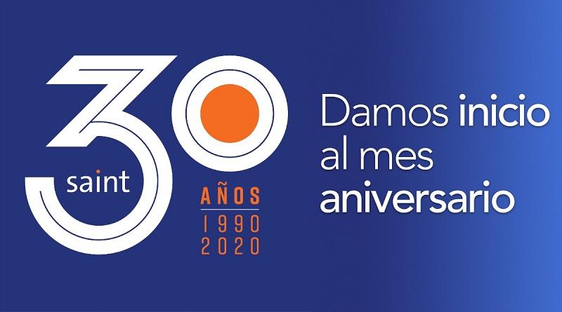 30 aniversario saint