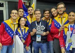 Venezuela FIRST Global 2020