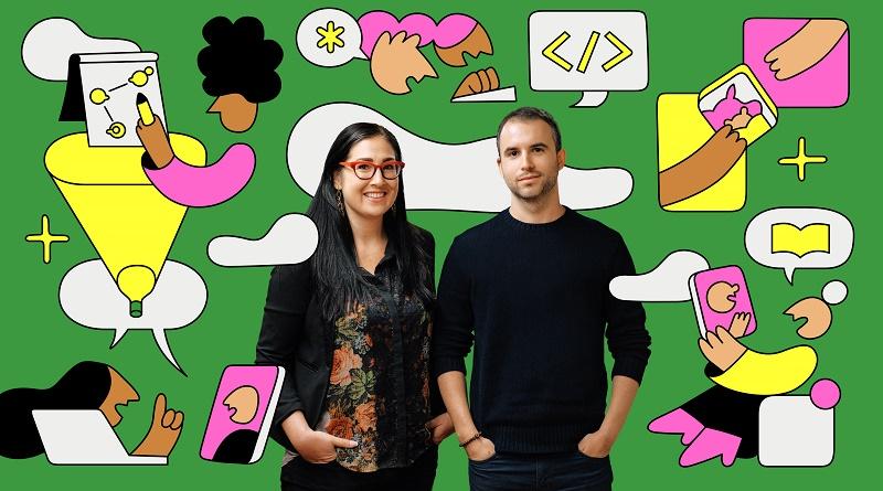 Maxeme Tuchman y Alvaro Sabido, cofundadores de Caribu, son parte de la creciente economía en torno a las apps de iOS, que sostiene más de 2,1 millones de empleos en los 50 estados.