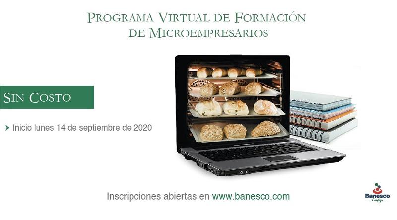 Programa Virtual Microempresarios Banesco