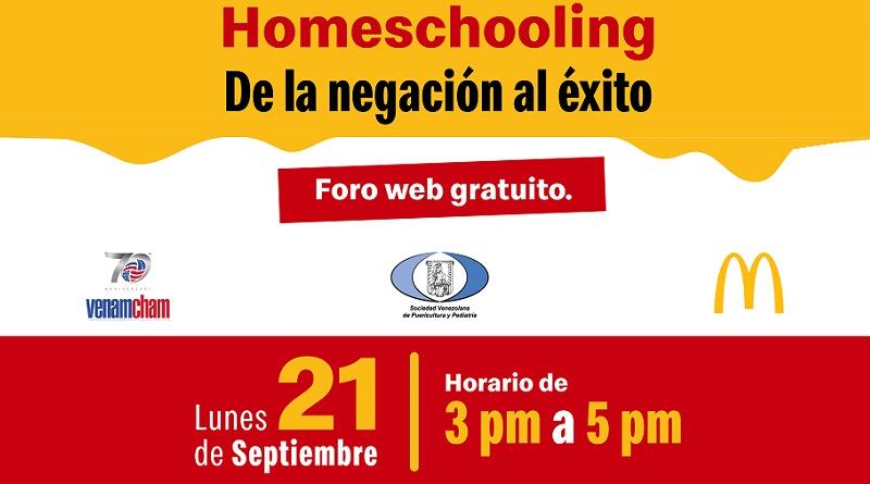 McDonald's Venezuela y Sociedad Venezolana de Puericultura y Pediatría