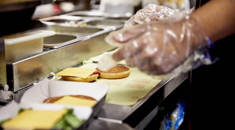 cocina McDonald's