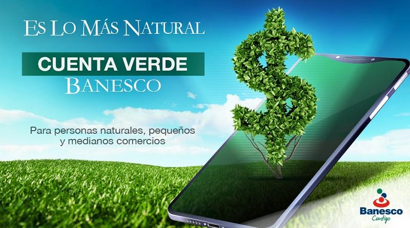 Cuenta Verde Banesco