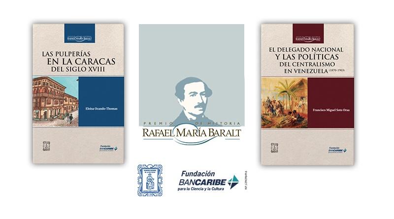 Premio de Historia Rafael María Baralt