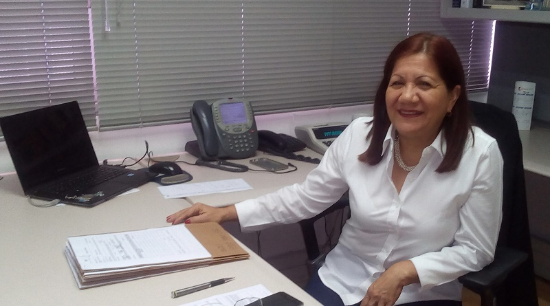 SegurosVenezuela gerentegeneral MariaPernia aseguradora patrimonio salud somoscompañia Venezuela