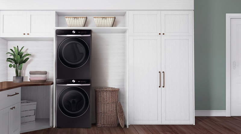 [CES2021] Washer Dryer Pair