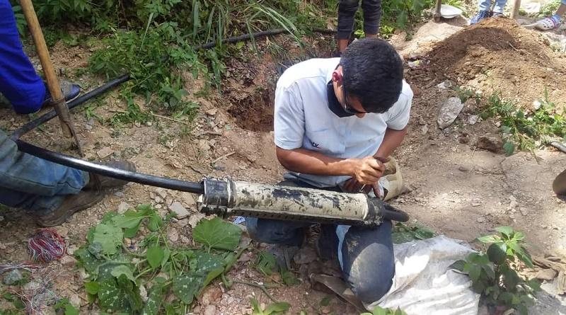 Cantv repone cables en La Vega para conectar a 160 familias
