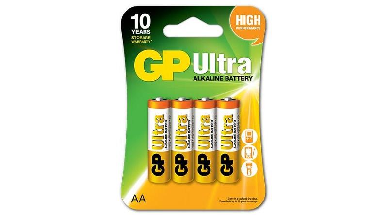 Pilas Ultra Alcalinas AA