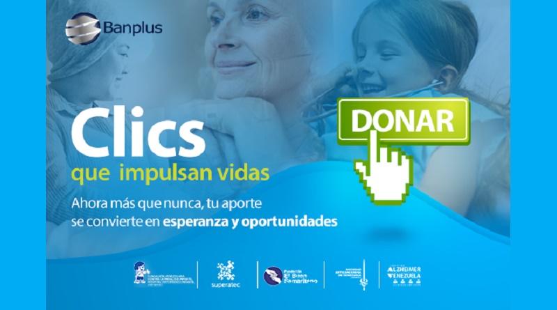Banplus - Clics que impulsan vidas