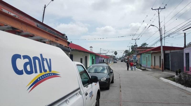 Cantv activó Nodo NGN para conectar a los habitantes y turistas de Isnotú