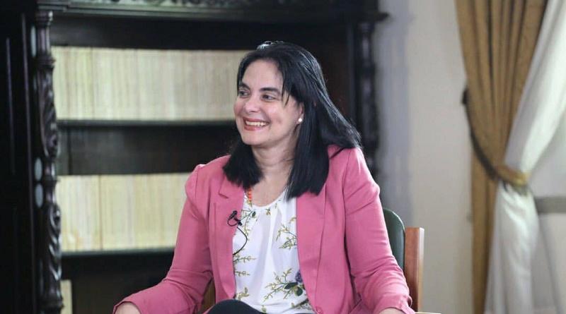 Gabriela Jiménez Cantv debe llegar a más usuarios en cada rincón de Venezuela 2