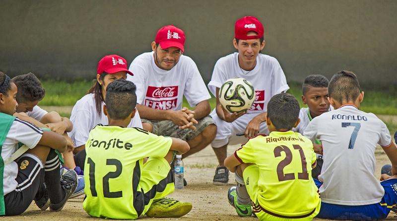 Red de Entrenadores Comunitarios de Coca-Cola FEMSA 1 m