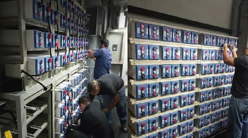 Bateriasdeups ups electricidad equiposelectricos CorporacionSolsica