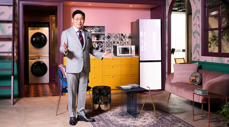 Samsung Bespoke Home 2021