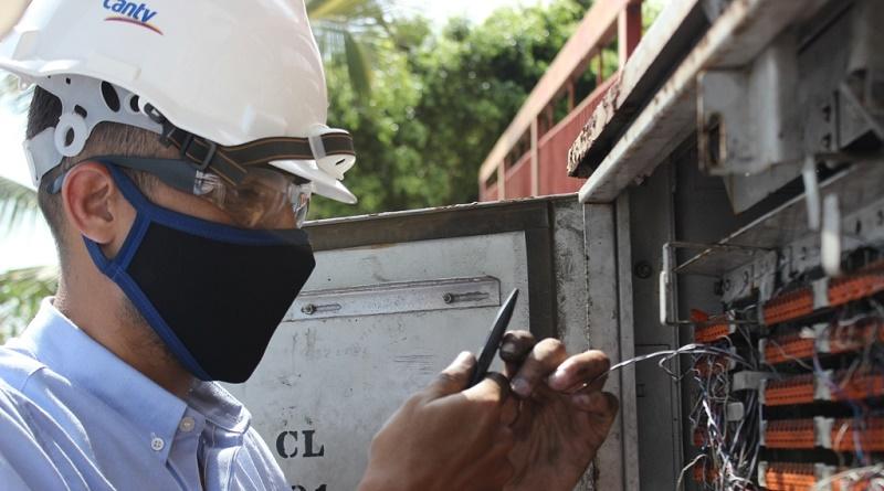 Cantv conectó servicios a usuarios de Yaracuy afectados por hurto de redes (1)