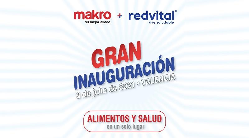 Inauguración Makro Redvital