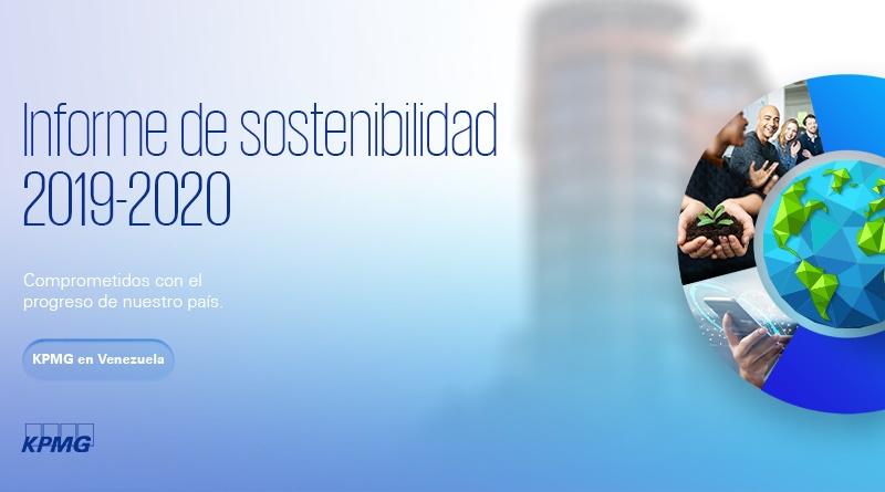 KPMG Vzla. Informe de sostenibilidad 2019-2020