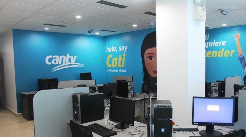 Cantv activó Cadi en Caricuao para mejorar la atención en línea (1)