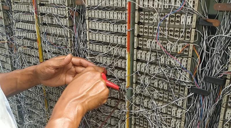 Cantv repara redes de alta capacidad en Sarría para conectar a 1.200 suscriptores