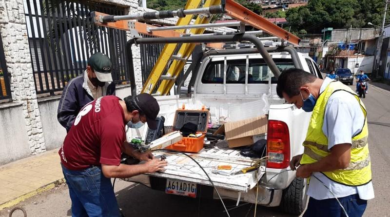Cantv inició instalación de la tecnología GPON en San Cristóbal