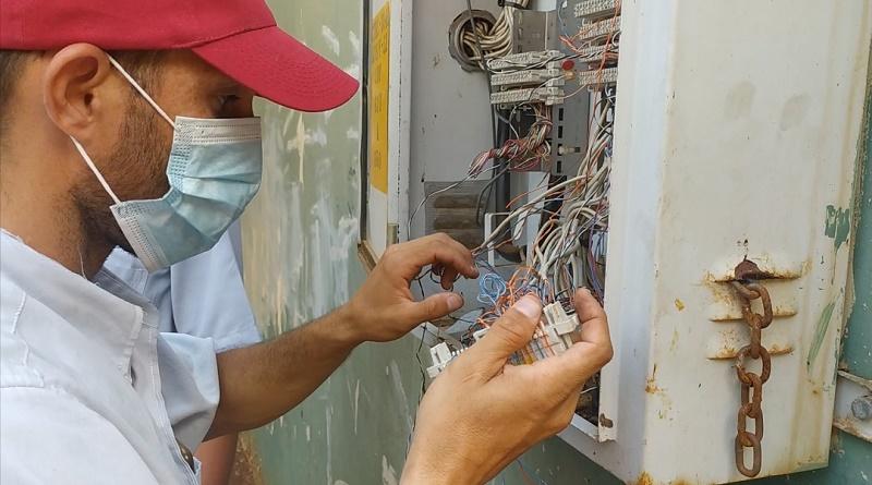 Restablecidos servicios de Cantv a 510 suscriptores de La Guaira