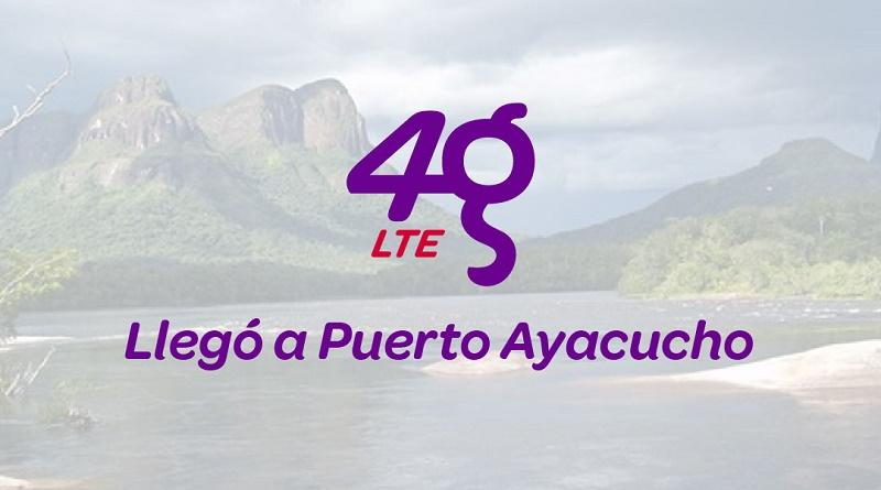 4G LTE de Digitel_Puerto Ayacucho