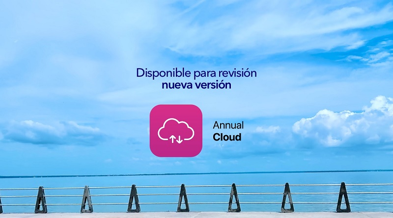 annual cloud