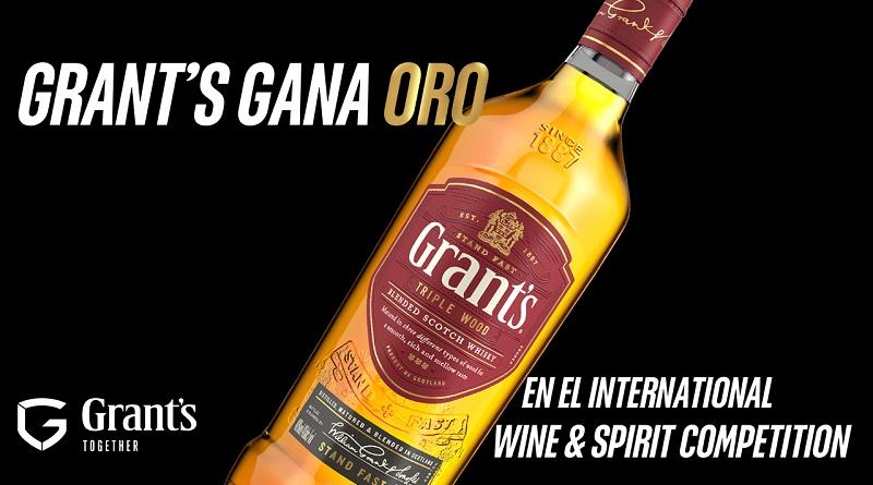 Ganador Oro Grant's TW 3