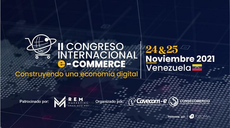 II Congreso Internacional e-commerce Venezuela 2021